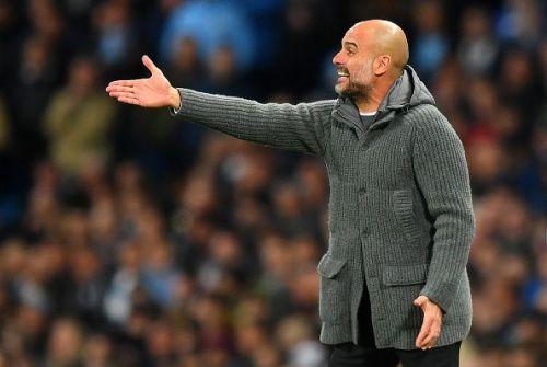Manchester City boss Pep Guardiola wants Bonucci