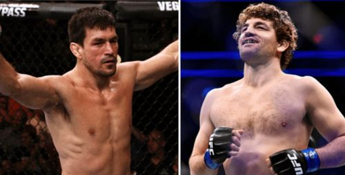 Ben Askren and Demian Maia could soon face each other