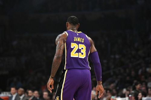 The Los Angeles Lakers have cap space for a max FA