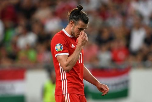 Gareth Bale remains the talismanic figure for Wales