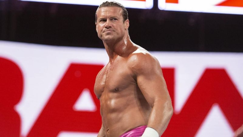 WWE Superstar Dolph Ziggler