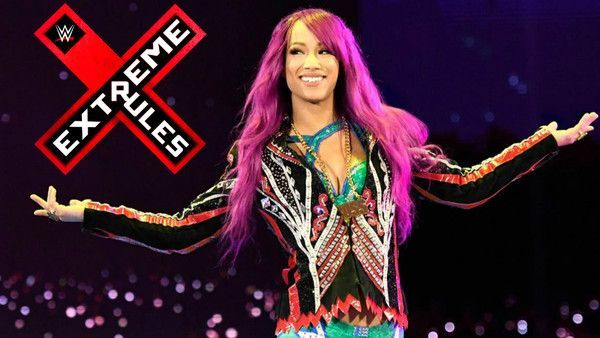 A lot can do down at Extreme Rules this Sunday