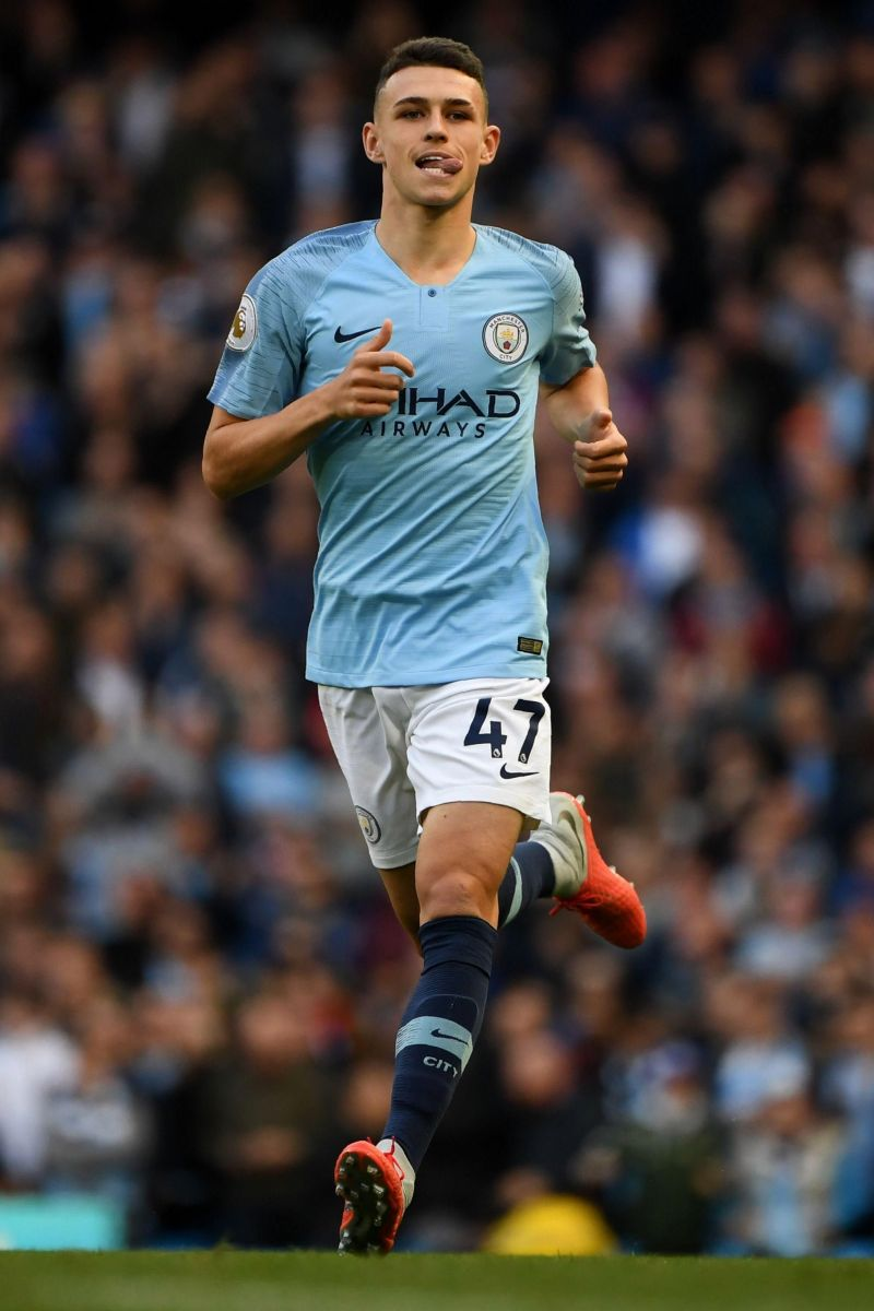 Phil Foden is the shining light for the City Academy
