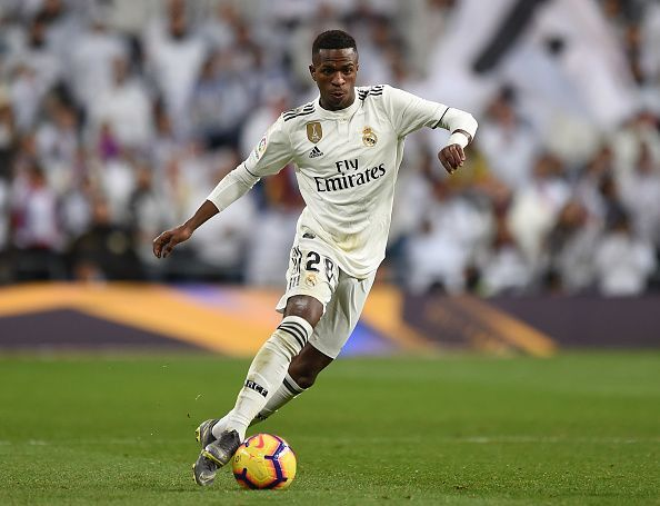 Vinicius could have his breakout this season