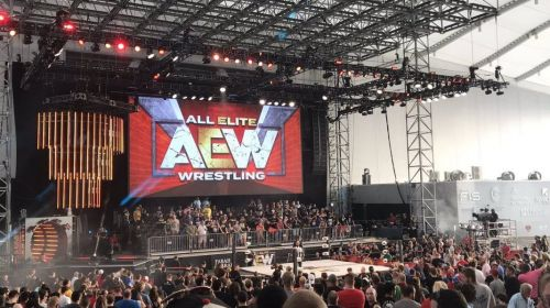 Awesome live crowd shot from Fight for the Fallen, as the fans continued to pour in with loads of excitement and enthusiasm.