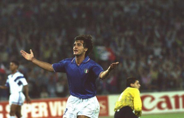 Giuseppe Giannini of Italy