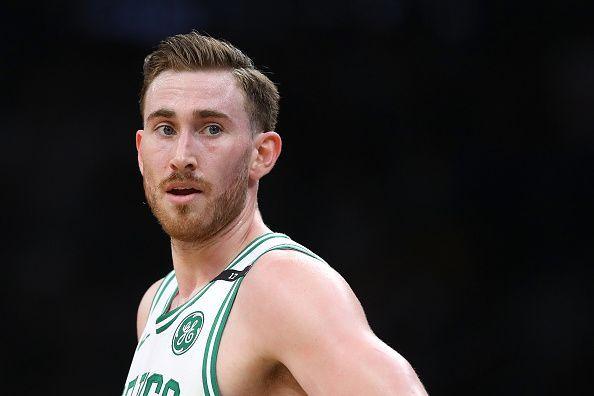 Gordon Hayward endured a miserable season with the Boston Celtics