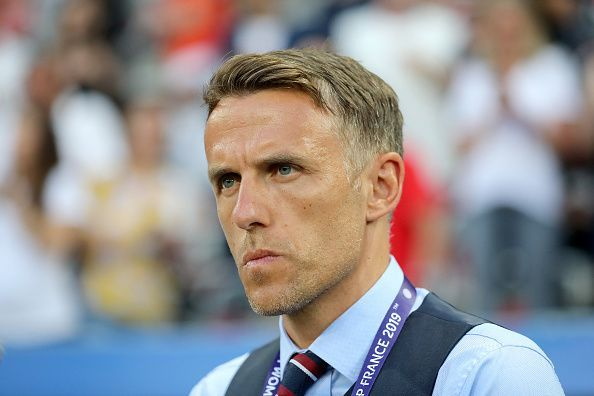 Phil Neville has made significant changes to the approach of this England squad