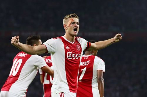 Juventus has submitted a bid for de Ligt