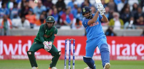 Rohit Sharma has been in terrific form for the Indian team in this World Cup