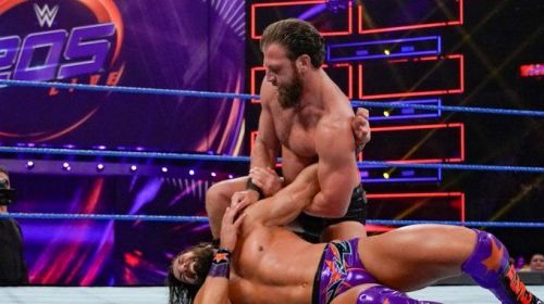Will Tony Nese reclaim his title at Extreme Rules?