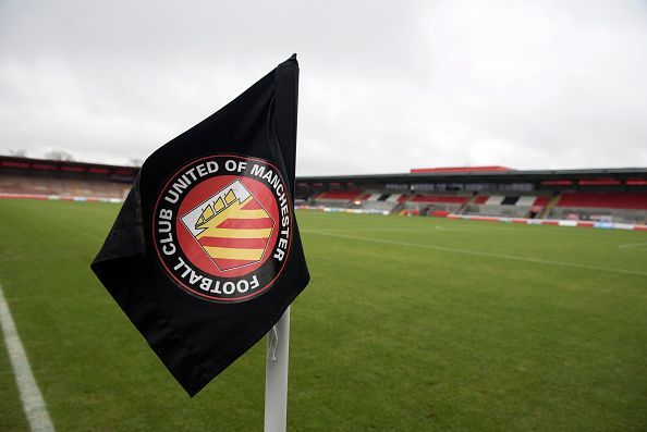 FC United of Manchester opened their own stadium in 2015