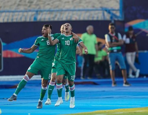 Algeria edged past Ivory Coast 4-3 on penalties after both sides could not be separated after 120 minutes