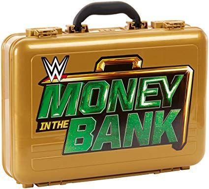 'मनी इन द बैंक' ब्रीफकेश