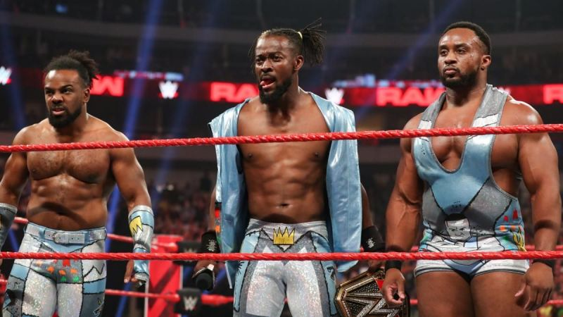 Kofi Kingston lost for the first time since March 2019