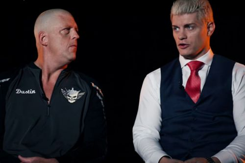 Cody and Dustin Rhodes