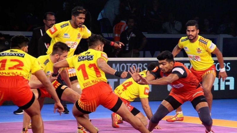 Pro Kabaddi 2019: Match 3, Bengaluru Bulls vs Gujarat Fortunegiants