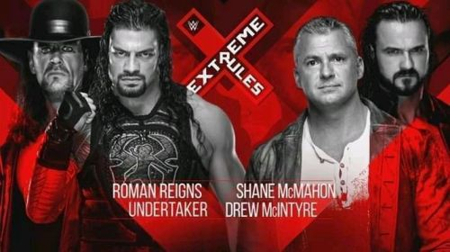 What will WWE have to offer on the night that it goes Extreme?