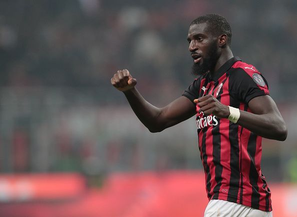 Bakayoko impressed while on loan at AC Milan last season