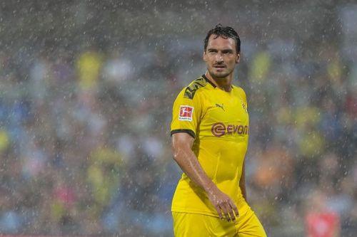 Mats Hummels returned to Borussia Dortmund this summer