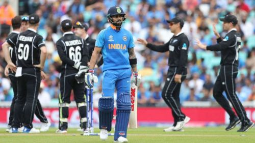Virat Kohli would be eyeing to avenge their humiliating defeat in the warm-up game