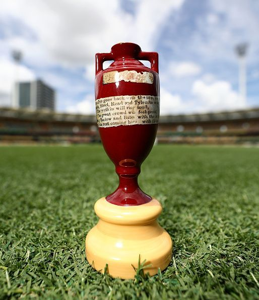 Ashes Series Media Opportunity