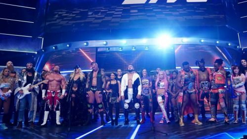Did Smackdown's roster get the fresh start they were hoping for?
