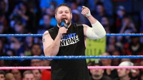 Kevin Owens has not been added to Extreme Rules card yet