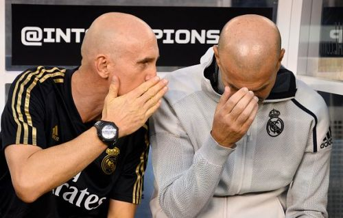 It's back to the drawing board for Zizou