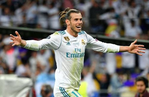 Gareth Bale has experienced more success with Real Madrid than failure
