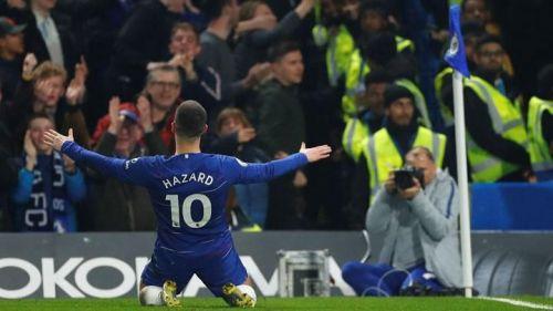 Eden Hazard will be missed at Chelsea.