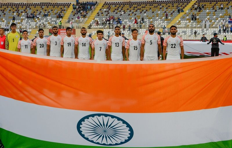 Indian football look to steady sails in deep waters