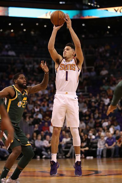Phoenix Suns seem to be rebuilding forever