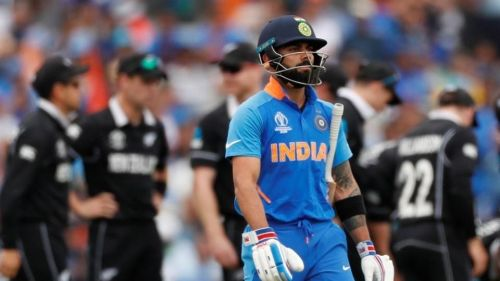 विराट कोहली विश्वकप 2019