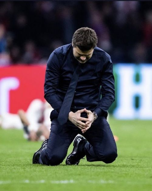 Pochettino overwhelmed after Spurs beat Ajax to reach the UCL final