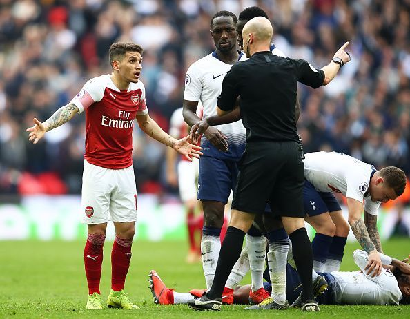 Tottenham Hotspur v Arsenal FC - Premier League