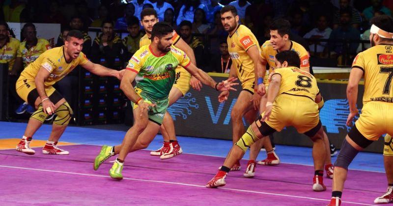 Pro Kabaddi 2019: Match 11, Telugu Titans vs Patna Pirates- Match