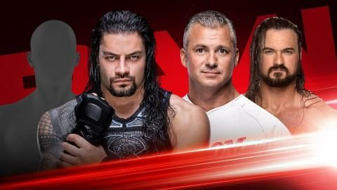Who will Shane McMahon choose as Roman Reigns' mystery partner?
