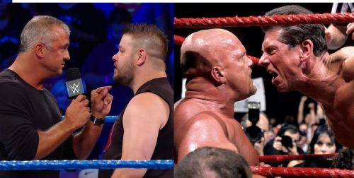 The new generation's Austin vs McMahon?
