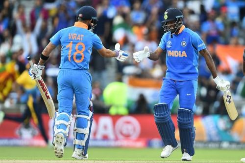 India are the favorites to win the ICC Cricket World Cup 2019