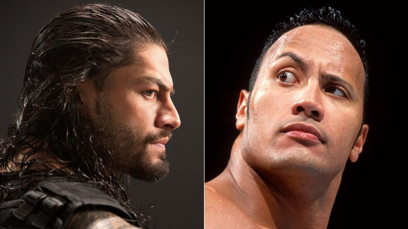 Roman Reigns and The Rock are real-life cousins