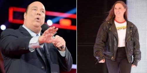 What impact might Paul Heyman have on Ronda Rousey?