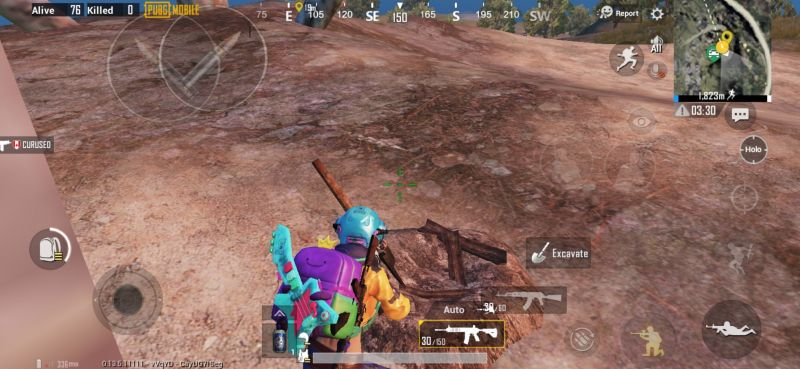 Pubg Mobile News Top 8 Excavate Locations In Pubg Mobile To Get