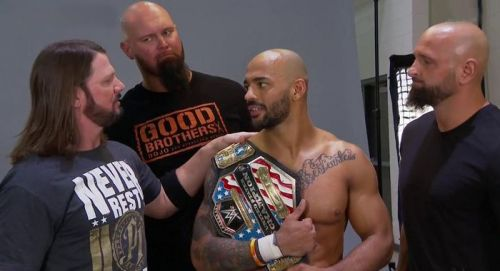 So, who is going to help out Ricochet?