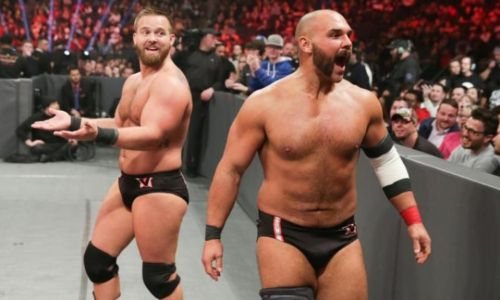 WWE RAW Tag Team Champions: The Revival