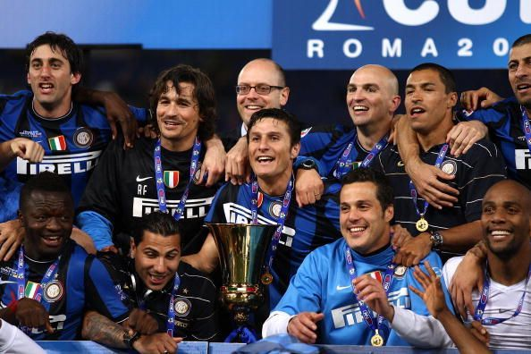 FC Internazionale Milano v AS Roma - Tim Cup
