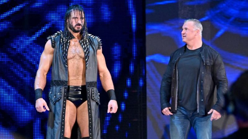 Drew McIntyre is one to watch