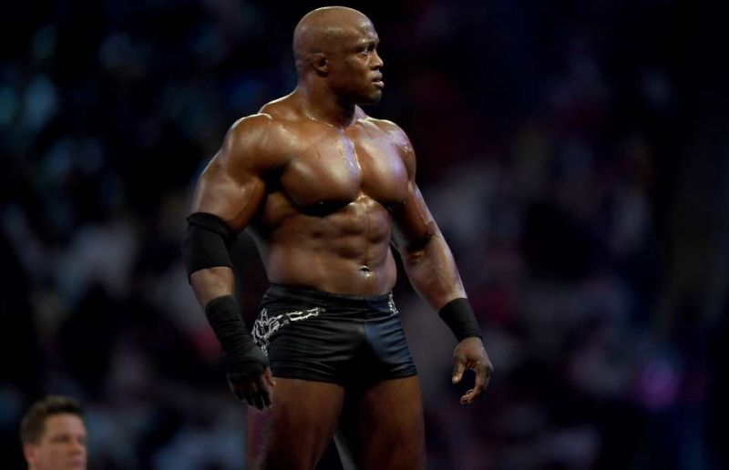 Will Bobby Lashley be the Last Man Standing on Sunday night?