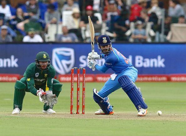 श्रेयस अय्यर ने भारत के लिए 6 वनडे खेले हैं