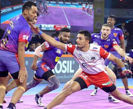 दबंग दिल्ली की बेहतरीन जीत